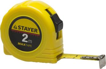 Рулетка измерительная STAYER MASTER 34014-02-16
