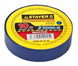 Изоляционная лента ПВХ STAYER MASTER 12291-B-15-10