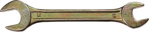 Ключ гаечный рожковый DEXX 27018-10-12