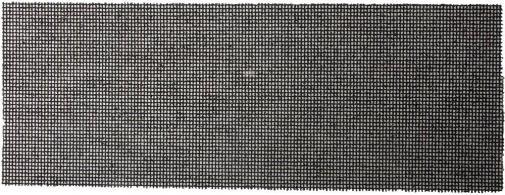 Шлифовальная сетка абразивная  № 80 105х280мм URAGAN 35555-080