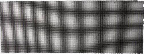 Шлифовальная сетка  абразивная  № 320 105х280мм URAGAN 35555-320