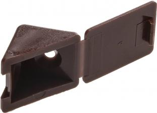 Уголок мебельный в комплекте с саморезами ЗУБР 4-308256-5