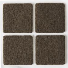 Накладки самоклеящиеся мебельные фетровые STAYER COMFORT 40912-25