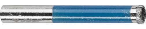 Сверло алмазное трубчатое ЗУБР ПРОФЕССИОНАЛ 29860-06