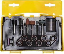 Набор мини-насадок  для гравировальных машин 67 предметов STAYER MASTER 29903-H67