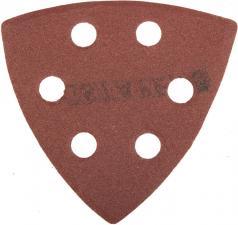 Треугольник шлифовальный универсальный на велкро основе STAYER MASTER 35460-180