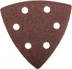 Треугольник шлифовальный на велкро основе ЗУБР МАСТЕР 35583-060