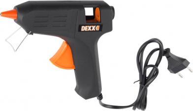Пистолет термоклеящий электрический DEXX 06803-40-11