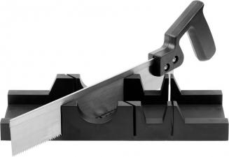 Стусло пластиковое с ножовкой DEXX 1538-30