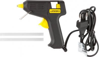 Пистолет термоклеящий электрический STAYER MASTER 2-06801-10-07_z01