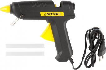 Пистолет термоклеящий в наборе STAYER PROFESSIONAL 2-06801-60-11_z01