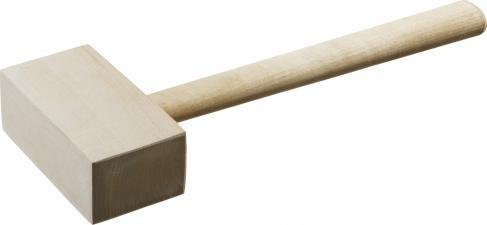 Киянка деревянная прямоугольная ЗУБР СТАНДАРТ 2045-06